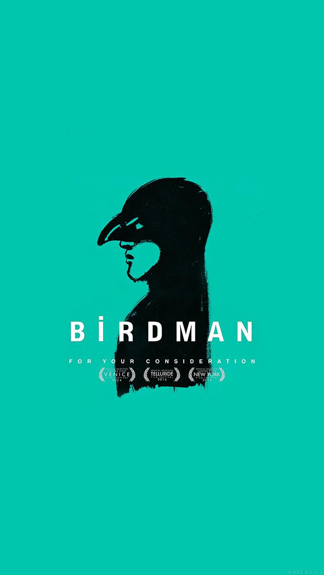 freeios8.com-iphone-4-5-6-plus-ipad-ios8-ak60-birdman-poster-green-film