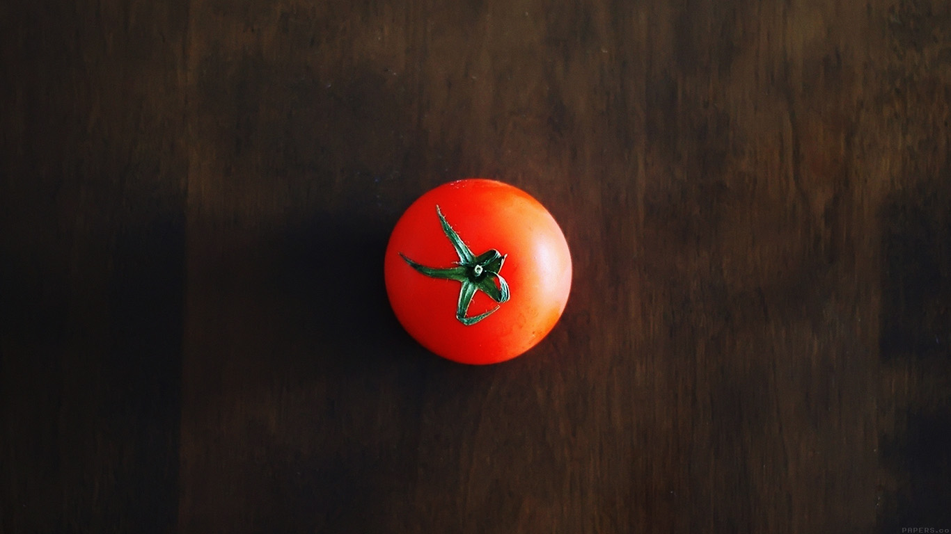 desktop-wallpaper-laptop-mac-macbook-airak68-one-tomato-food-nature-wallpaper