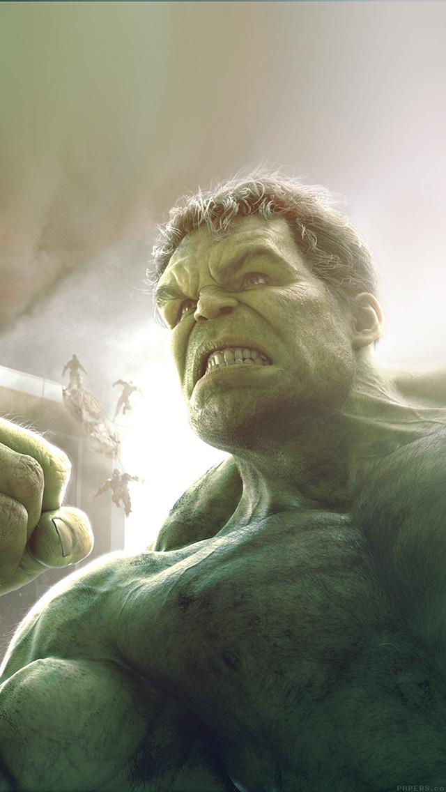 freeios8.com-iphone-4-5-6-plus-ipad-ios8-ak70-avengers-age-of-ultron-hulk-hero-art