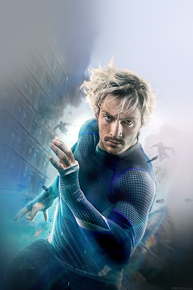 freeios7.com-iphone-4-iphone-5-ios7-wallpaperak75-avengers-age-of-ultron-aaron-taylor-johnson-quicksilver-iphone4