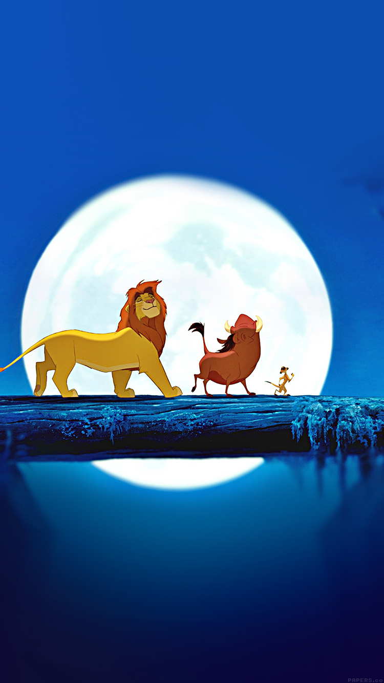 iPhone6papers.co-Apple-iPhone-6-iphone6-plus-wallpaper-ak89-lionking-hakuna-matata-simba-disney-art