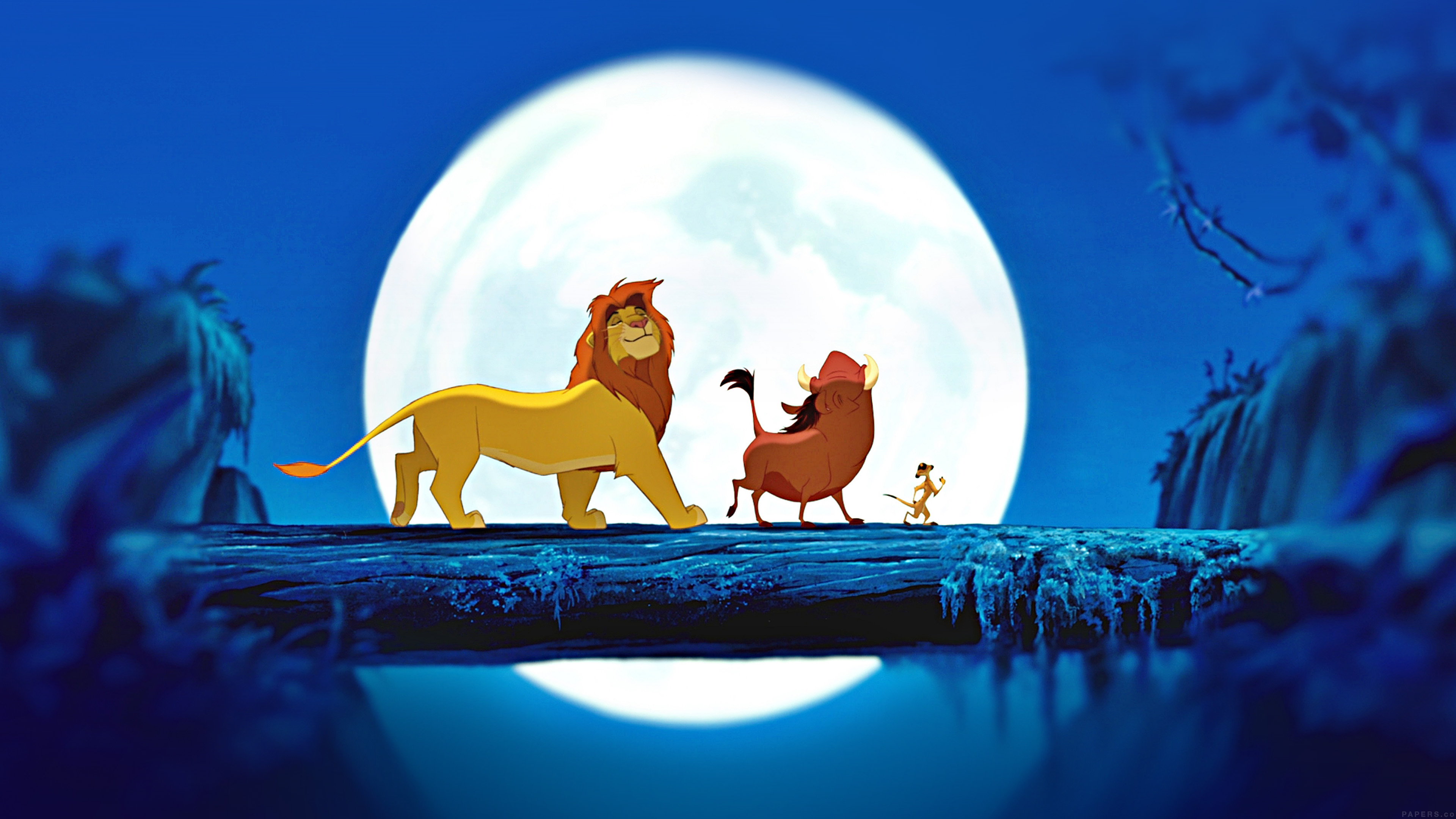 Wallpaper For Desktop Laptop Ak89 Lionking Hakuna Matata Simba Disney Art