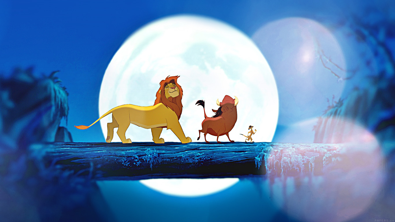 Wallpaper For Desktop Laptop Ak90 Lionking Flare Hakuna Matata