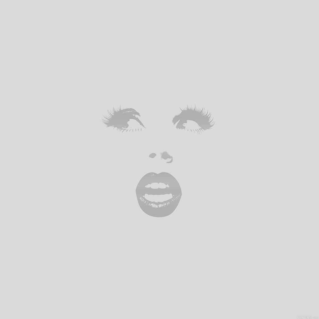 wallpaper-al22-surprise-girl-illust-art-simple-minimal-gray-wallpaper