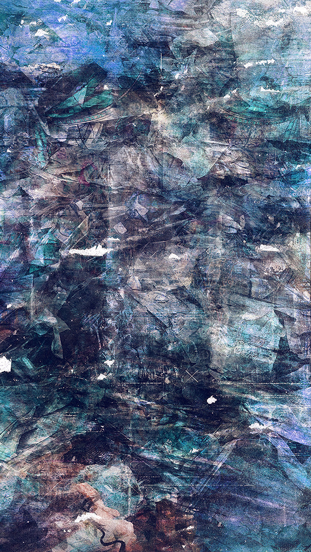 freeios8.com-iphone-4-5-6-plus-ipad-ios8-al29-wonder-lust-art-illust-grunge-abstract-blue