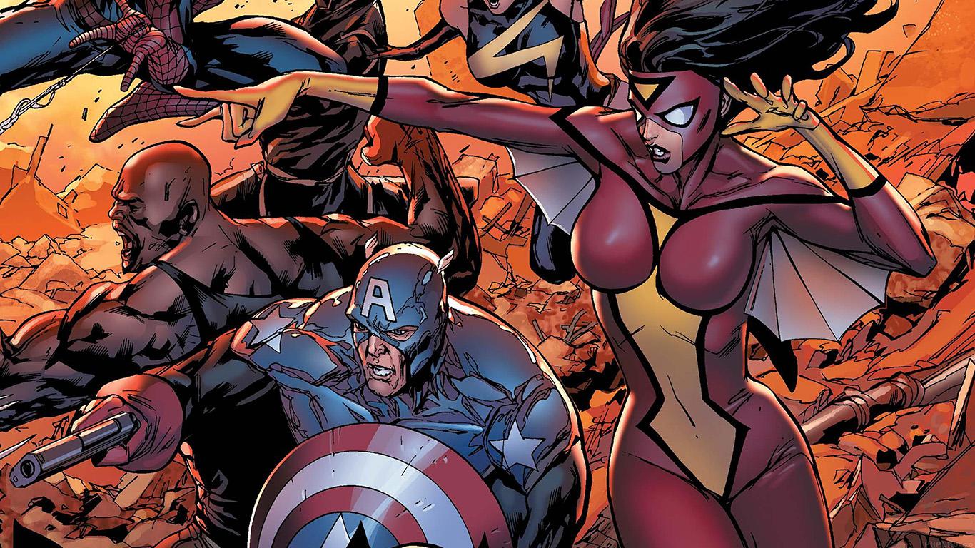 desktop-wallpaper-laptop-mac-macbook-airal50-new-avengers-art-comics-illust-wallpaper