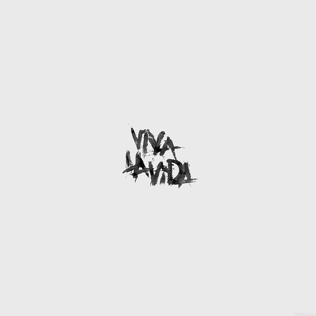 android-wallpaper-al54-viva-la-vida-logo-music-art-white-wallpaper