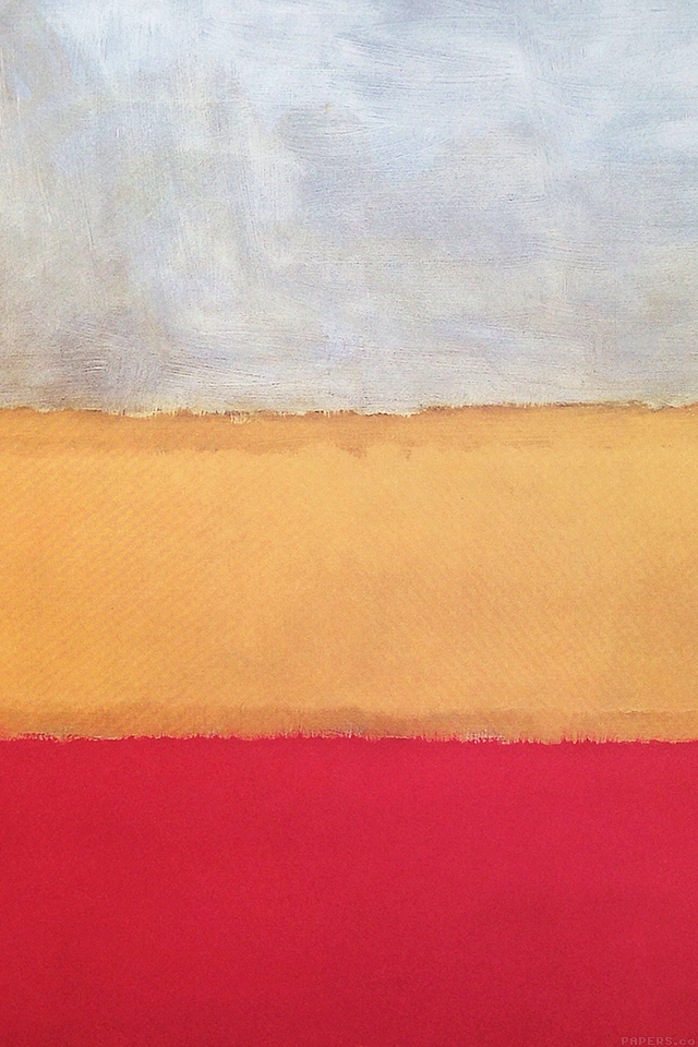 Freeios7 al60 mark rothko style paint art pink yellow - Classic art wallpaper iphone 5 ...