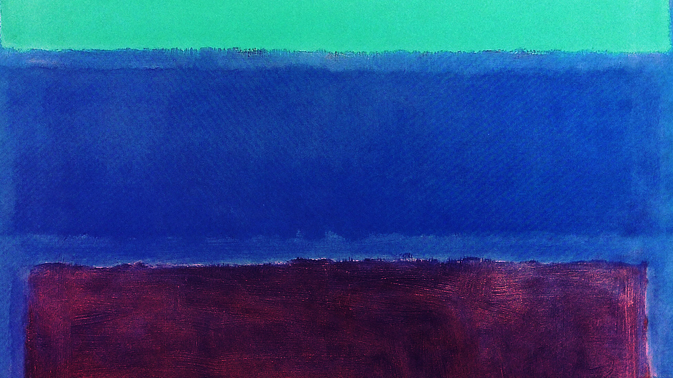 desktop-wallpaper-laptop-mac-macbook-air-al61-mark-rothko-style-paint-art-greeb-blue-classic-wallpaper