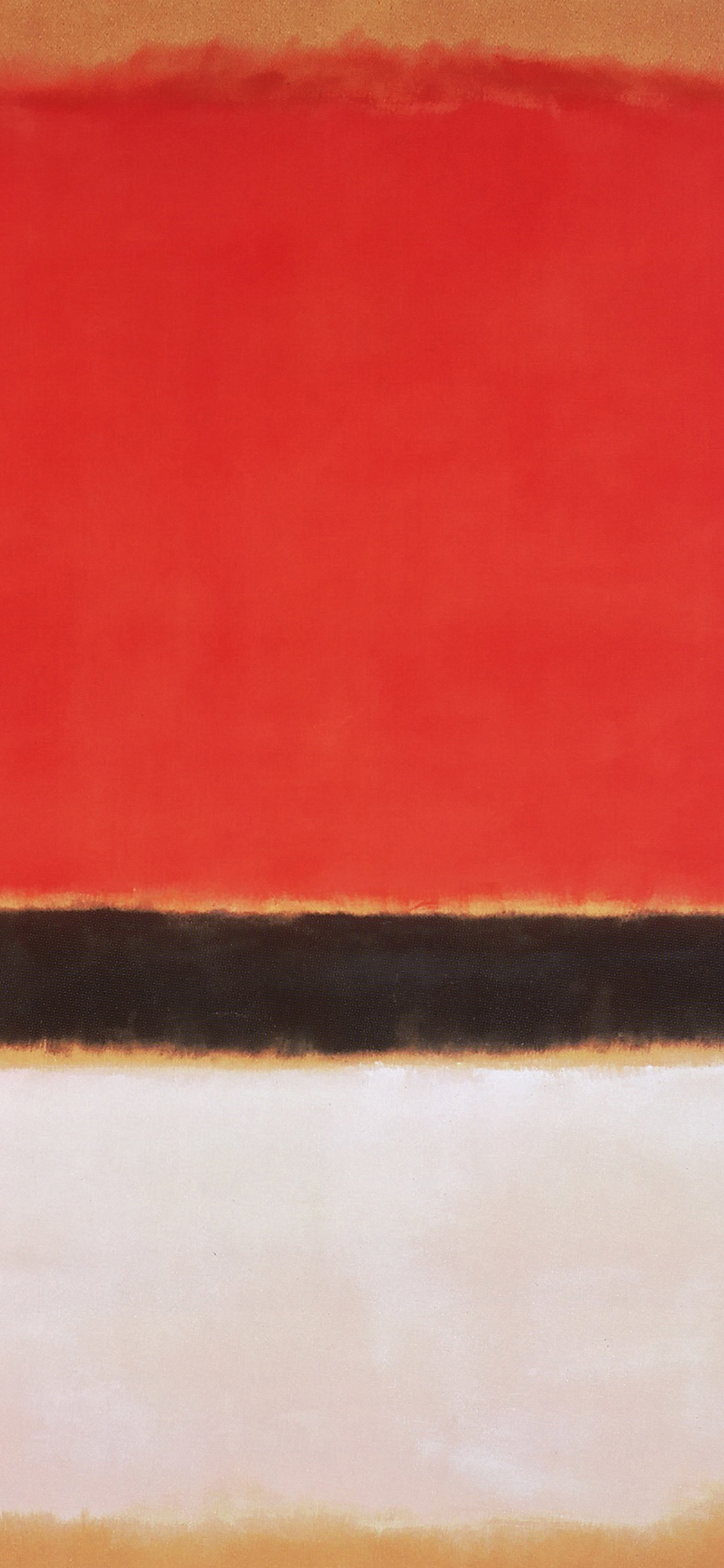 Papers Co Iphone Wallpaper Al67 Red Black White Rothko Mark