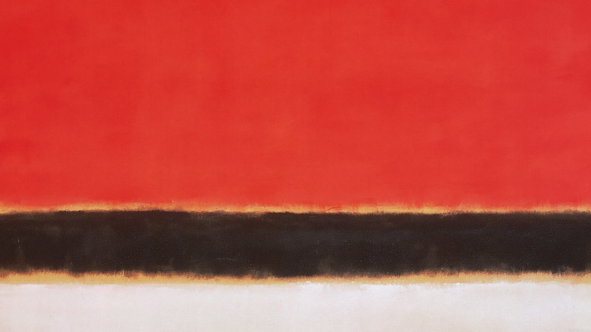 al68-red-white-rothko-mark-paint-style-art-classic - Papers.co