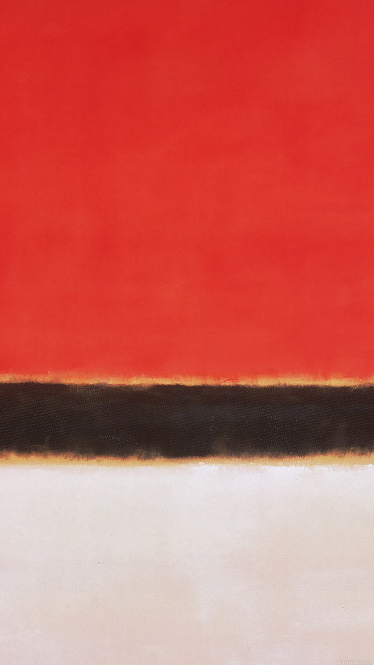 iPhone6papers.co-Apple-iPhone-6-iphone6-plus-wallpaper-al68-red-white-rothko-mark-paint-style-art-classic