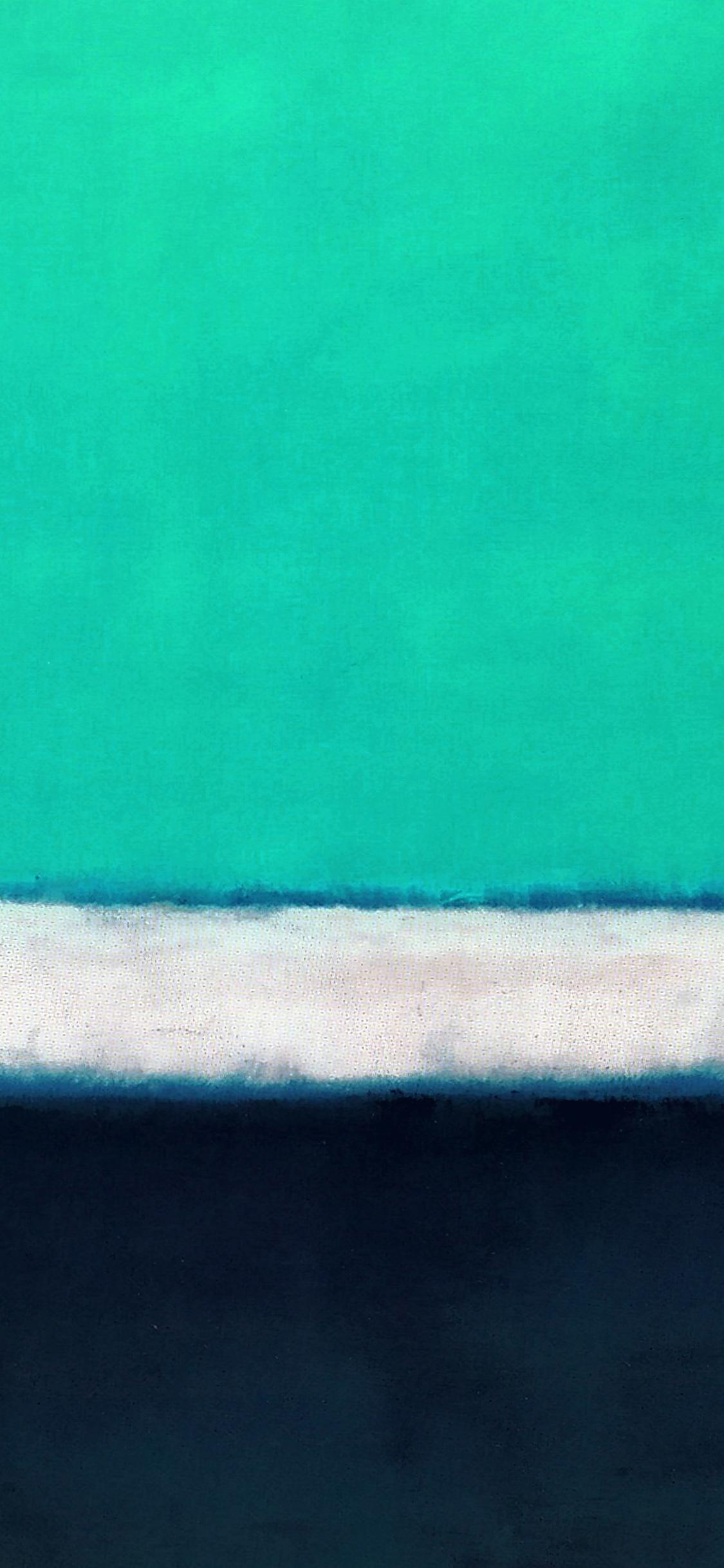 iPhonexpapers.com-Apple-iPhone-wallpaper-al69-blue-green-rothko-mark-paint-style-art-classic