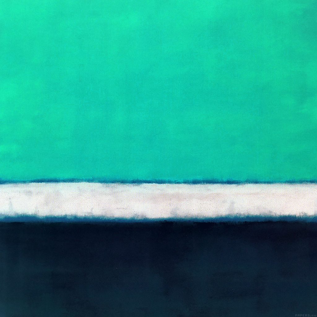 android-wallpaper-al69-blue-green-rothko-mark-paint-style-art-classic-wallpaper