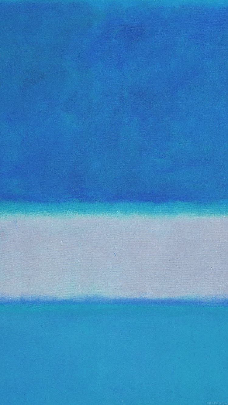 iPhone6papers.co-Apple-iPhone-6-iphone6-plus-wallpaper-al73-mark-rothko-style-paint-art-blue-classic