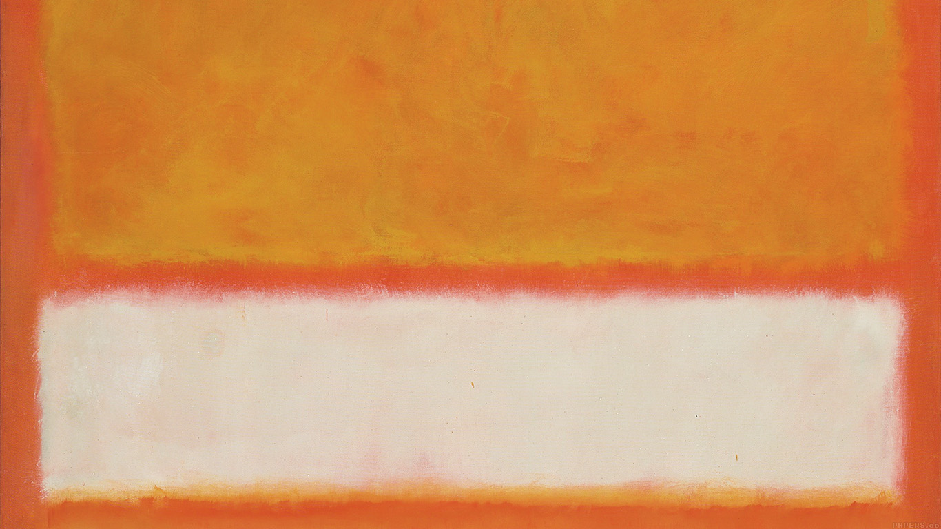 desktop-wallpaper-laptop-mac-macbook-air-al74-mark-rothko-style-paint-art-orange-classic-wallpaper