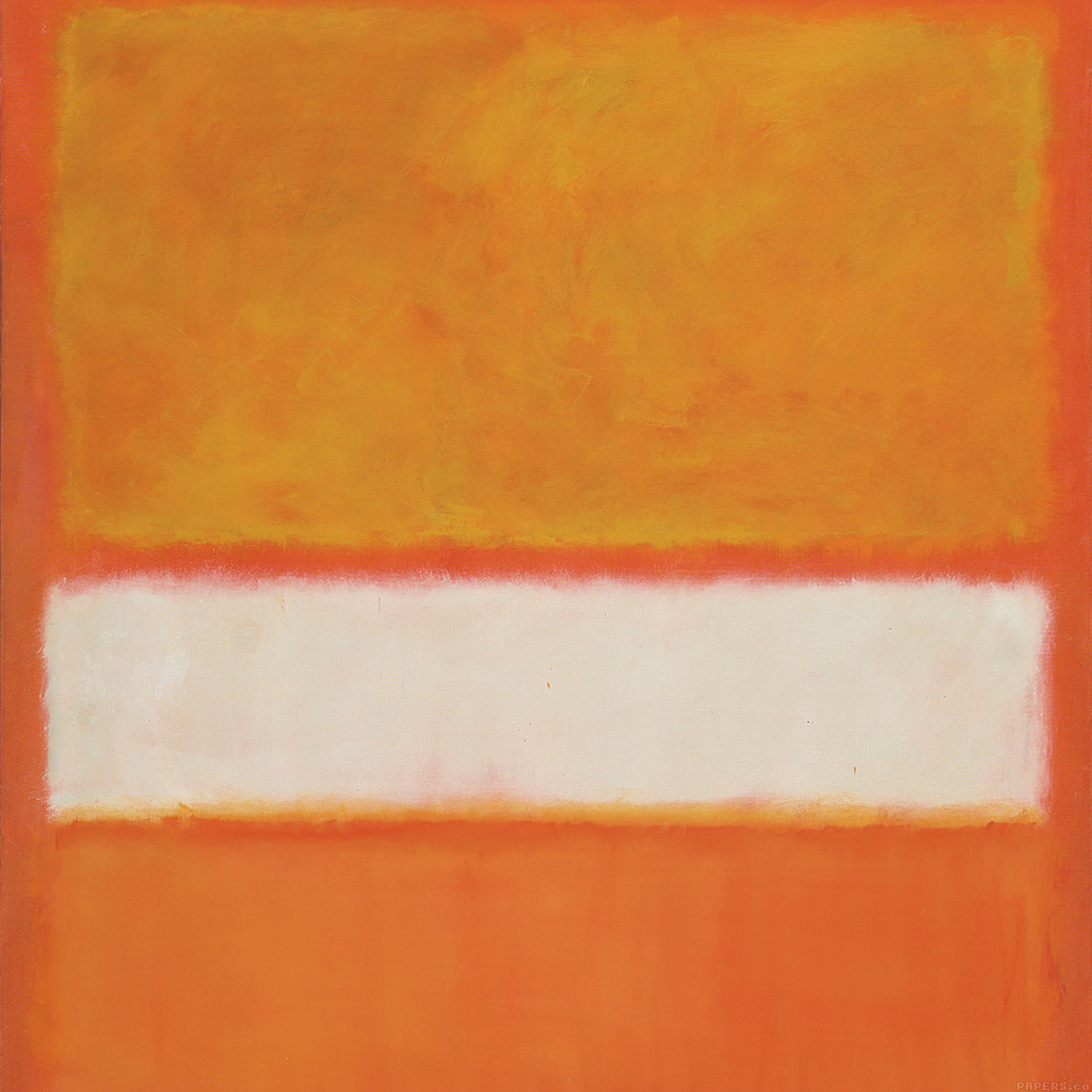 android-wallpaper-al74-mark-rothko-style-paint-art-orange-classic-wallpaper