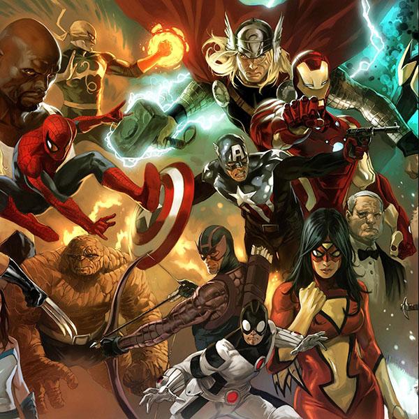 Wallpaper Iphone Superhero: Al79-avengers-liiust-comics-marvel-art-hero