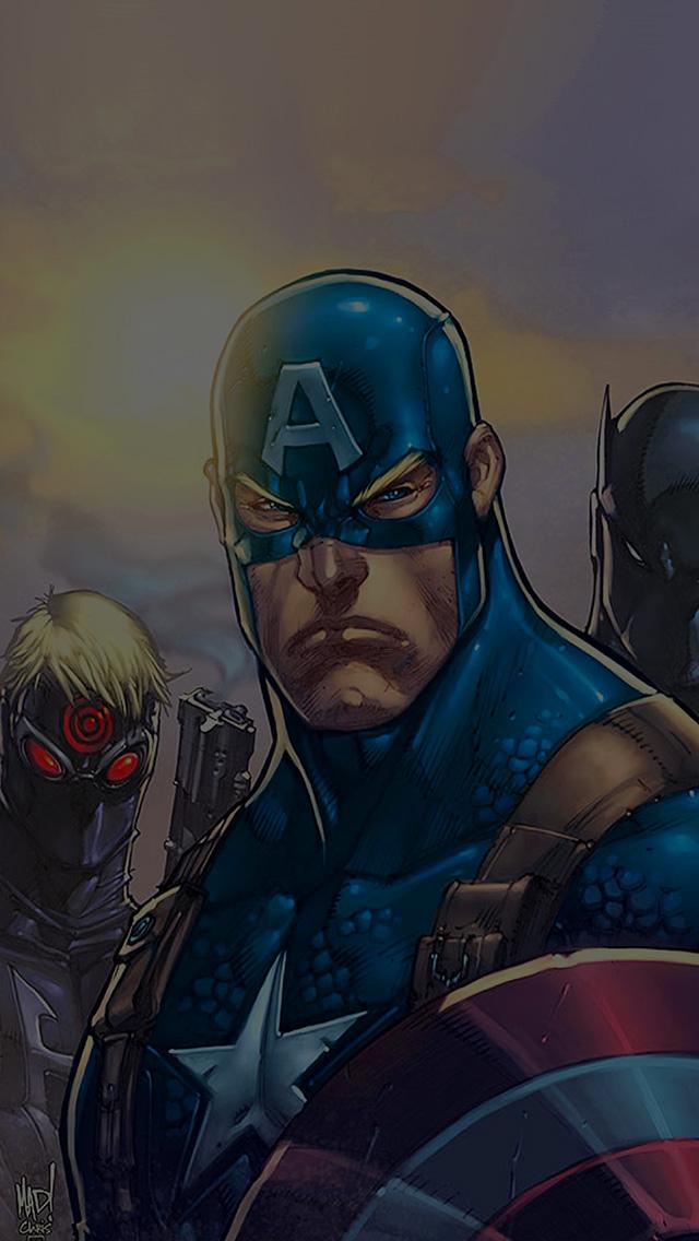 game hero illustration