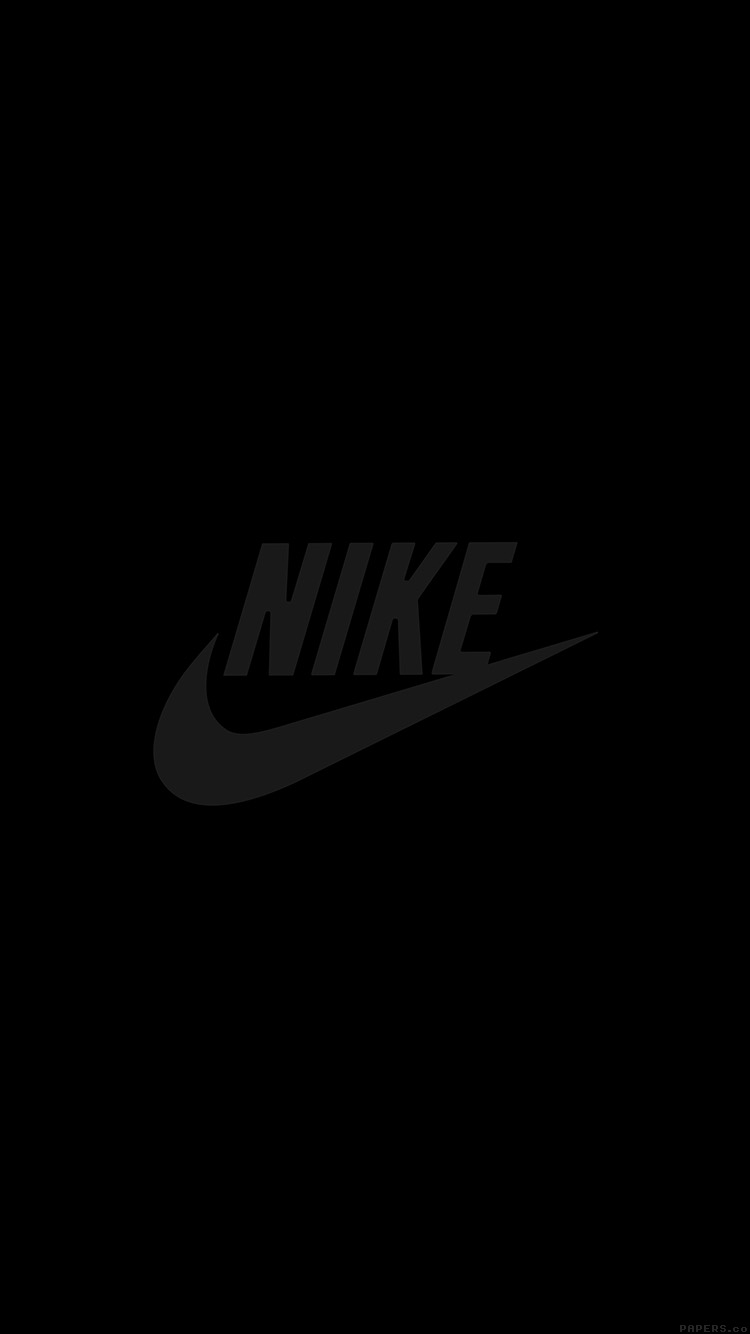 Papers.co-iPhone5-iphone6-plus-wallpaper-al86-nike-logo-sports-art-minimal-simple-dark