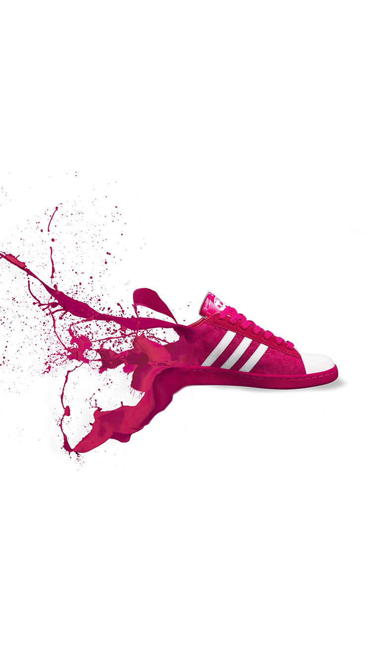 iPhone6papers.co-Apple-iPhone-6-iphone6-plus-wallpaper-am06-adidas-red-shoes-sneakers-logo-art-splash
