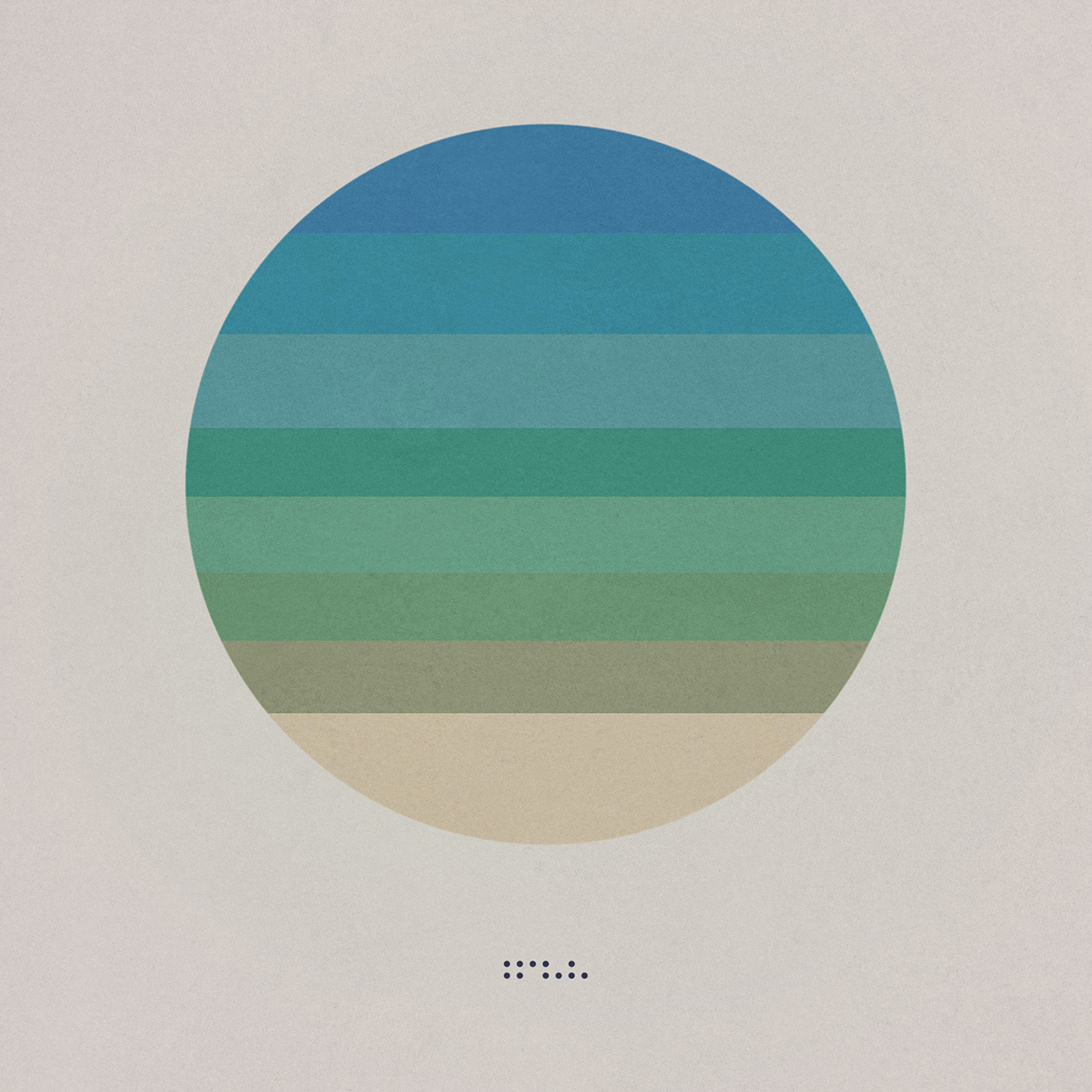 Am19 Tycho Art Music Album Cover Illust Simple White Wallpaper