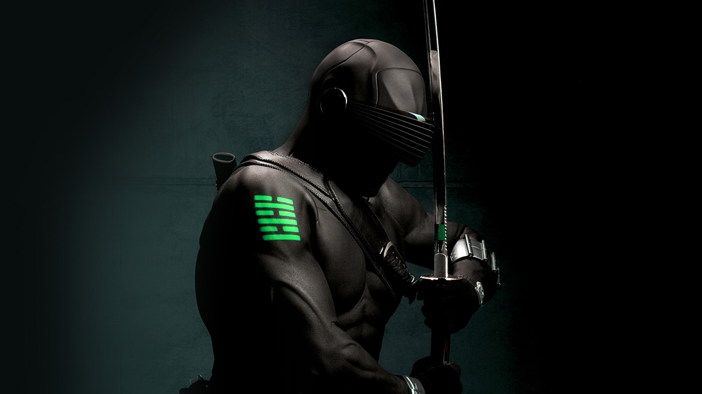 desktop-wallpaper-laptop-mac-macbook-air-am28-gi-joe-snake-eye-ninja-art-dark-hero-green-wallpaper