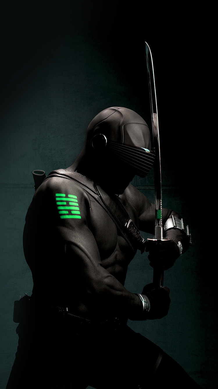 iPhone6papers.co-Apple-iPhone-6-iphone6-plus-wallpaper-am28-gi-joe-snake-eye-ninja-art-dark-hero-green
