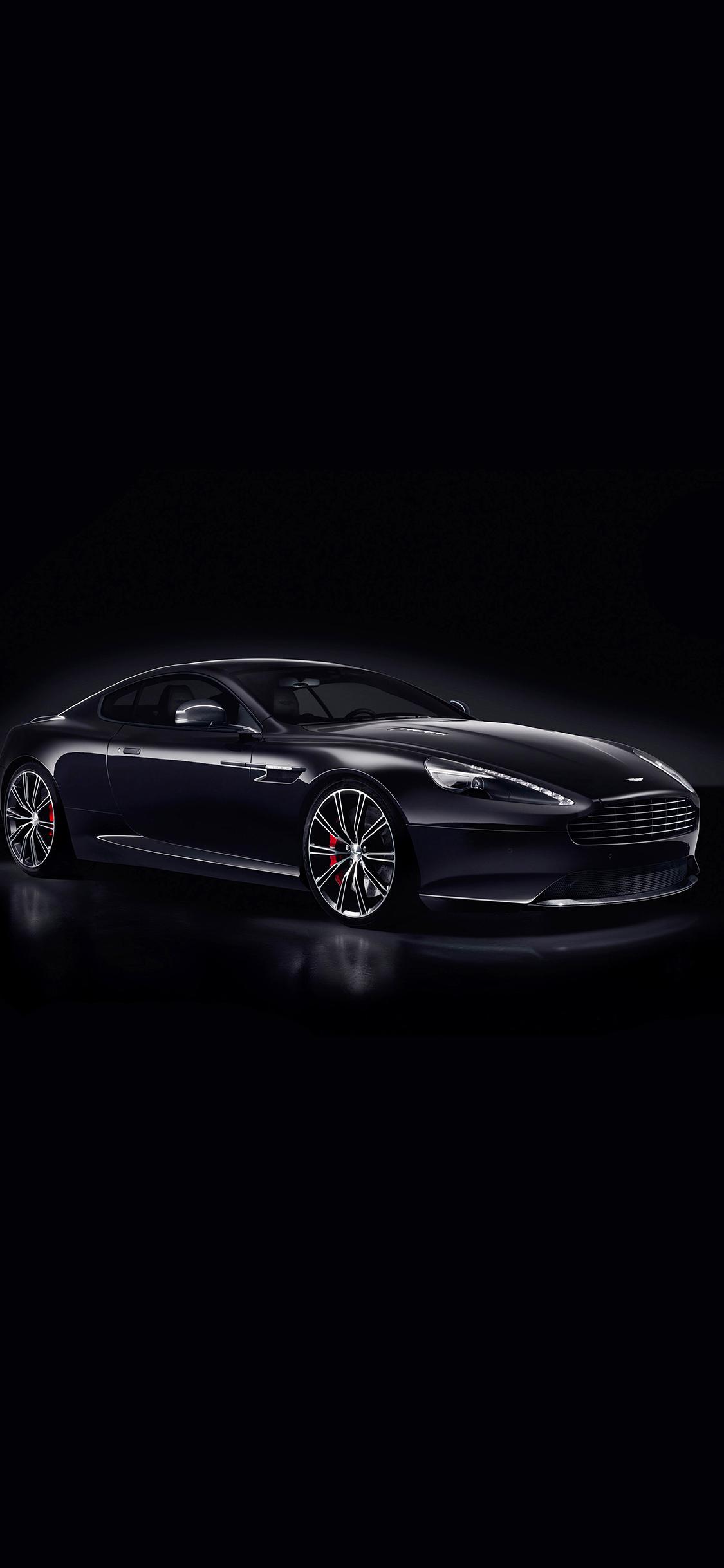 iPhoneXpapers.com-Apple-iPhone-wallpaper-am30-aston-martin-db9-dark-sports-car
