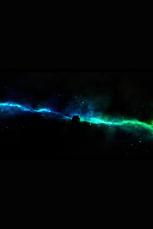 freeios7.com-iphone-4-iphone-5-ios7-wallpaperam46-star-road-river-space-dark-aurora-iphone4