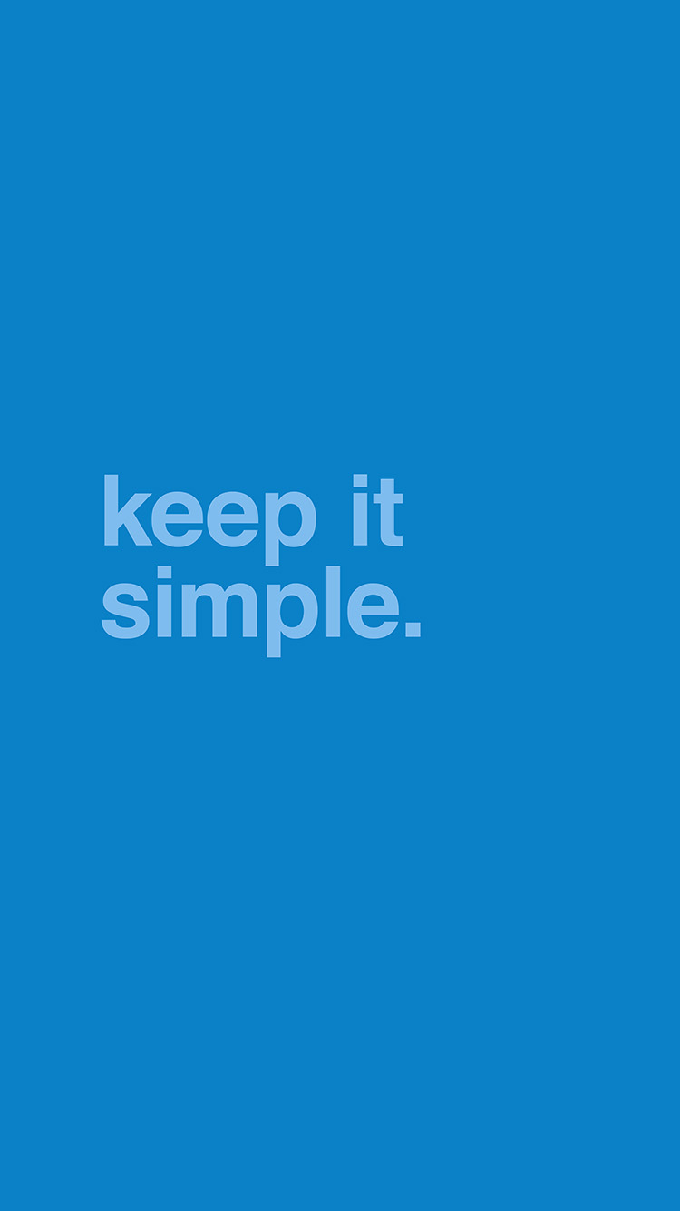 iPhone6papers.co-Apple-iPhone-6-iphone6-plus-wallpaper-am48-minimal-keep-it-simple-stupid-blue-quote