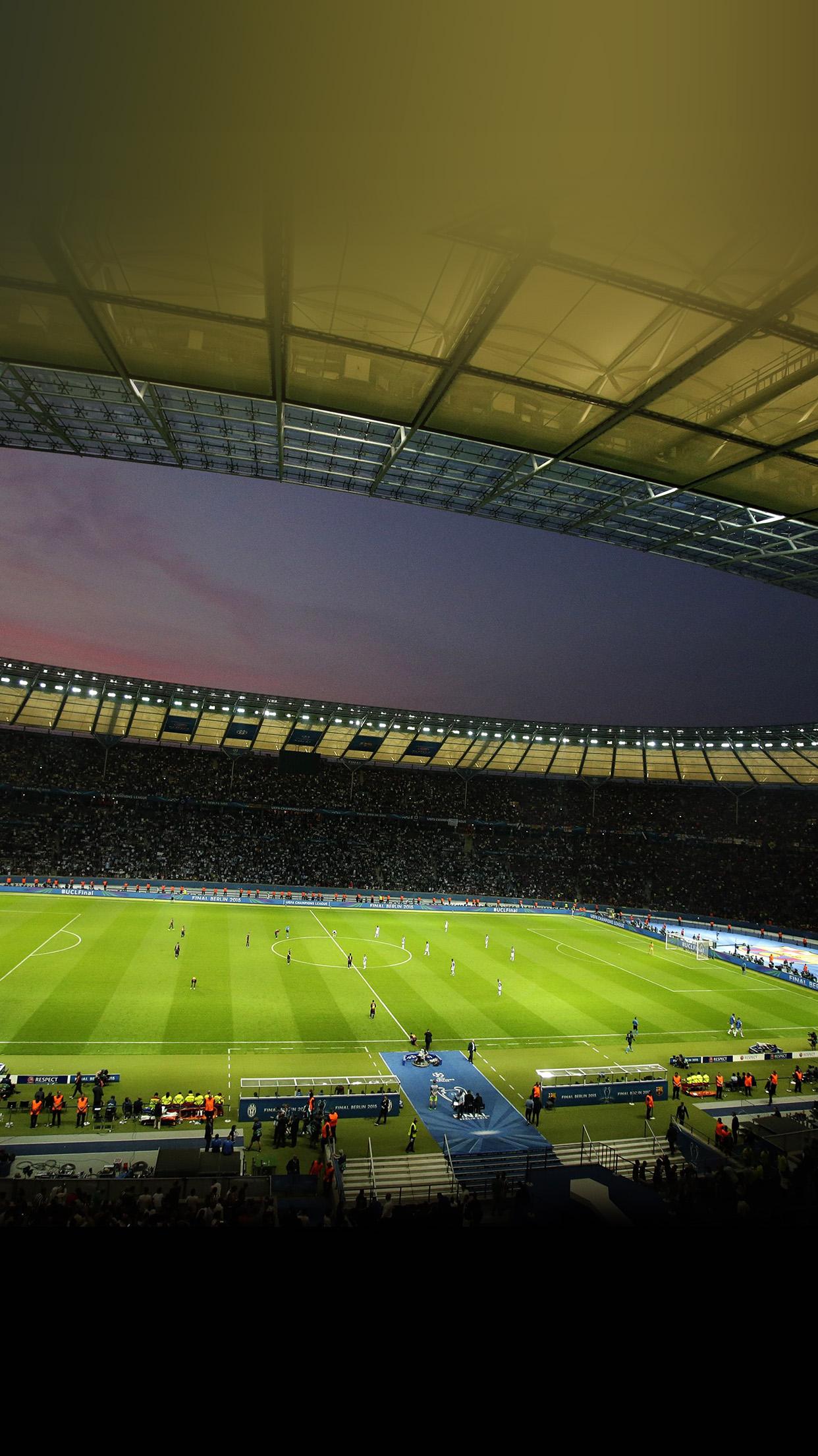 Papersco Iphone Wallpaper Am55 Champions League Soccer