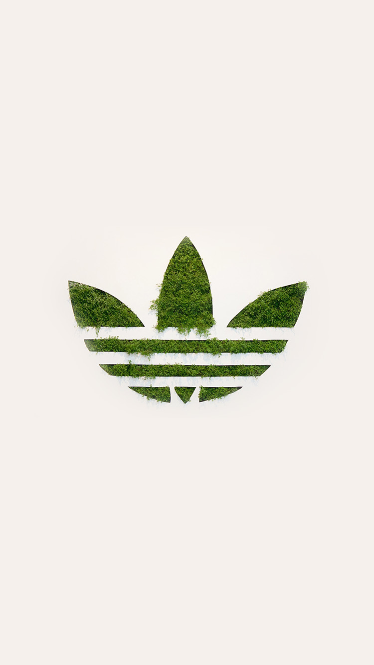 Papers.co-iPhone5-iphone6-plus-wallpaper-am59-adidas-logo-green-sports-grass-art