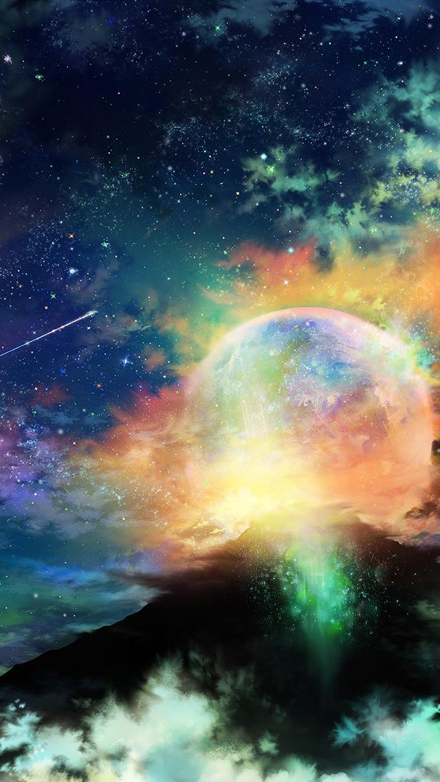 freeios8.com-iphone-4-5-6-plus-ipad-ios8-am60-amazing-night-sky-dark-star-space