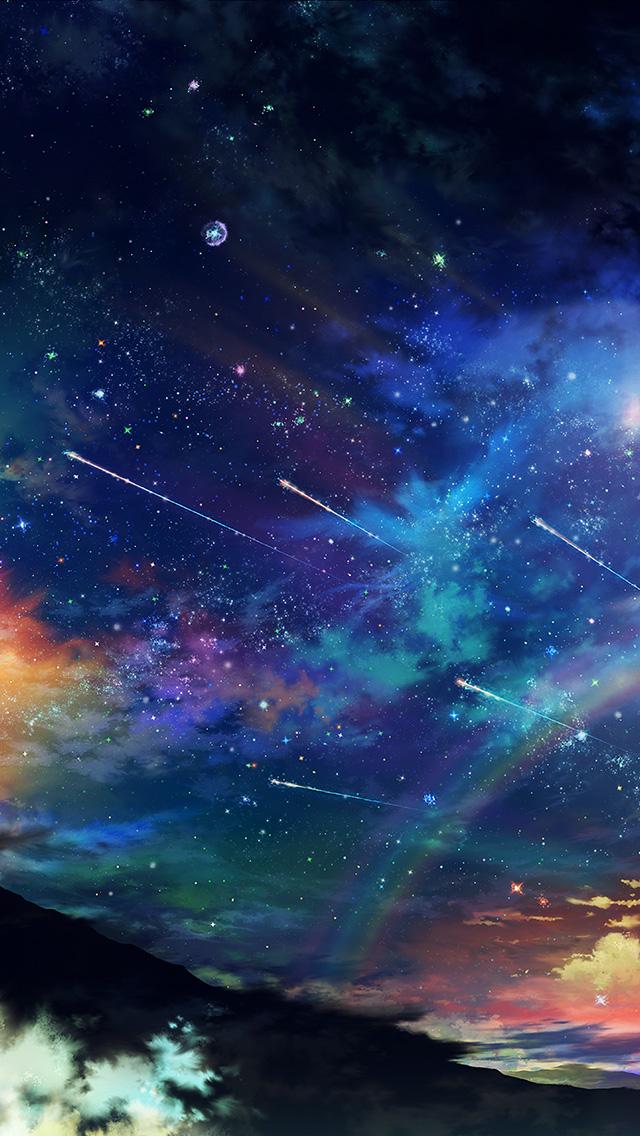 freeios8.com-iphone-4-5-6-plus-ipad-ios8-am61-amazing-wonderful-tonight-sky-dark-star-space
