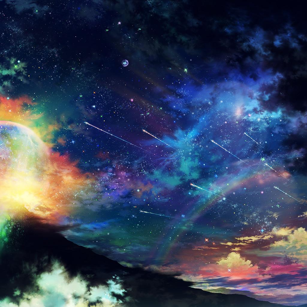 Wallpaper Space: Am61-amazing-wonderful-tonight-sky-dark-star-space-wallpaper