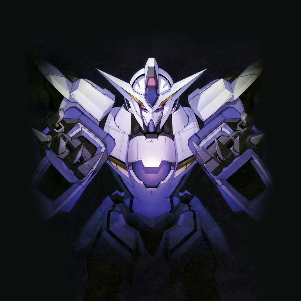 Papersco Android Wallpaper Am63 Gundam Art Dark Toy