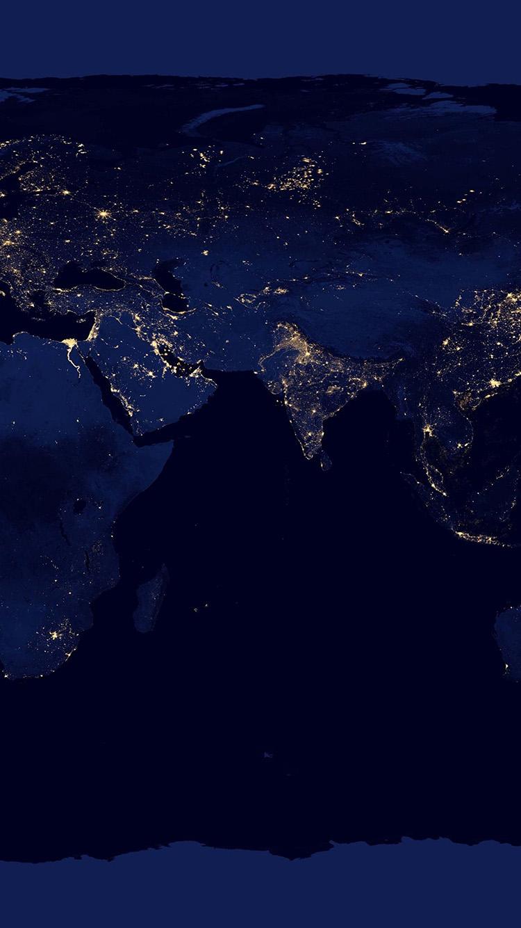 Papers.co-iPhone5-iphone6-plus-wallpaper-am67-worldmap-blue-dark-earth-view-art