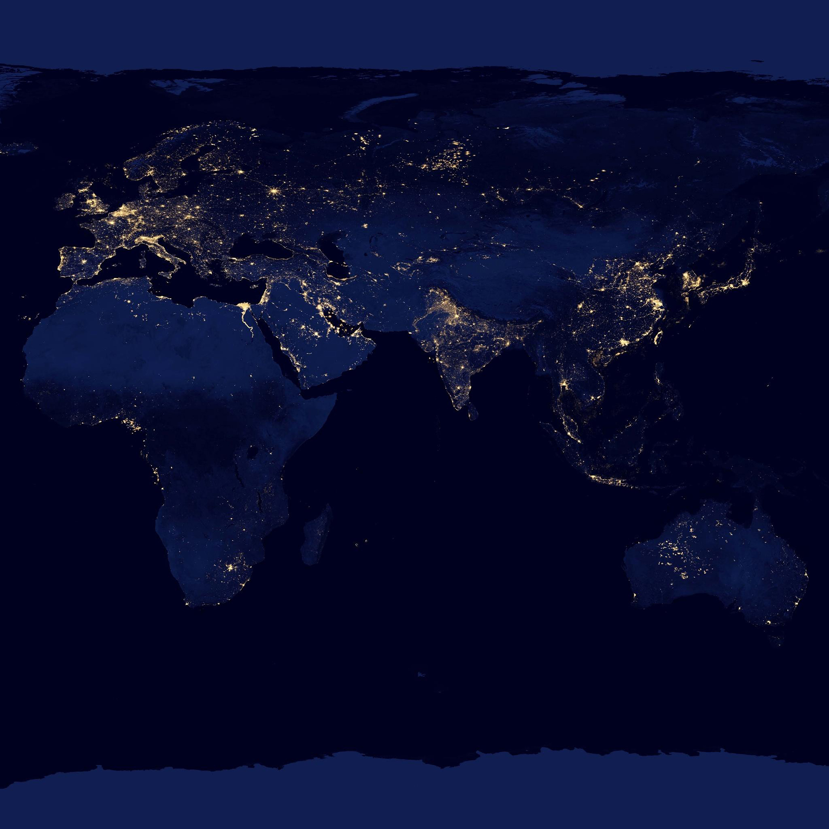Am67 worldmap blue dark earth view art papers large gumiabroncs Image collections
