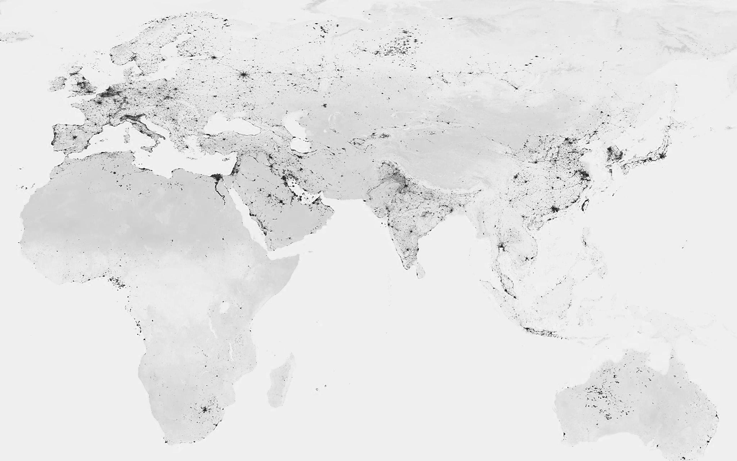 Am69 worldmap bw dark earth view art clear macbook pro 13 gumiabroncs Choice Image