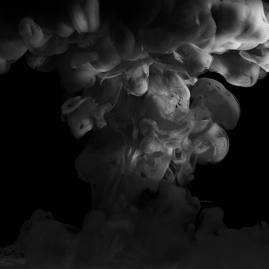 android-wallpaper-am72-smoke-dark-bw-abstract-fog-art-illust-wallpaper