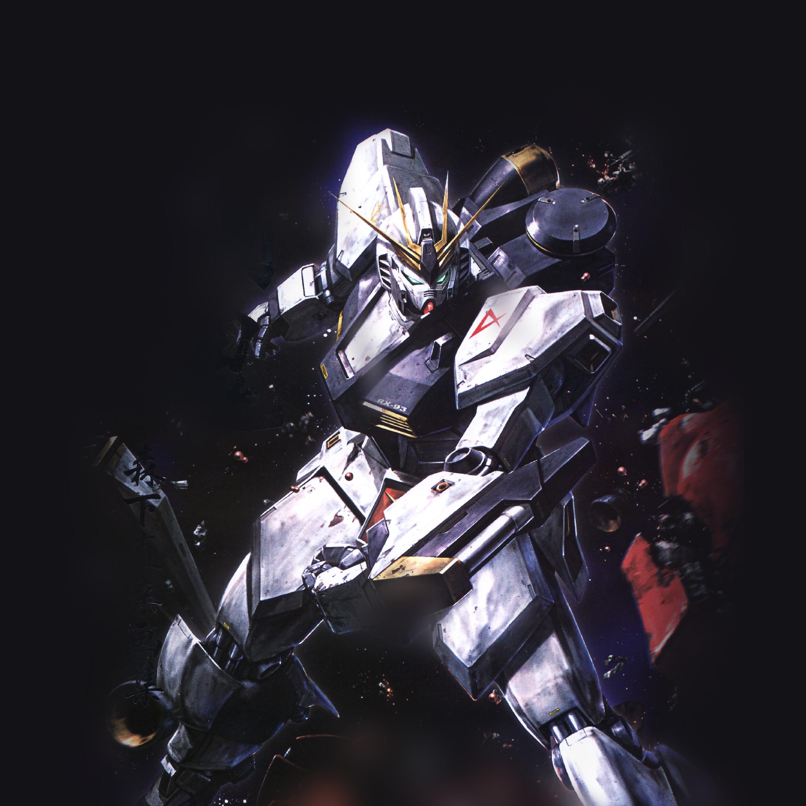 Gundam Iphone Wallpaper: IPad Retina