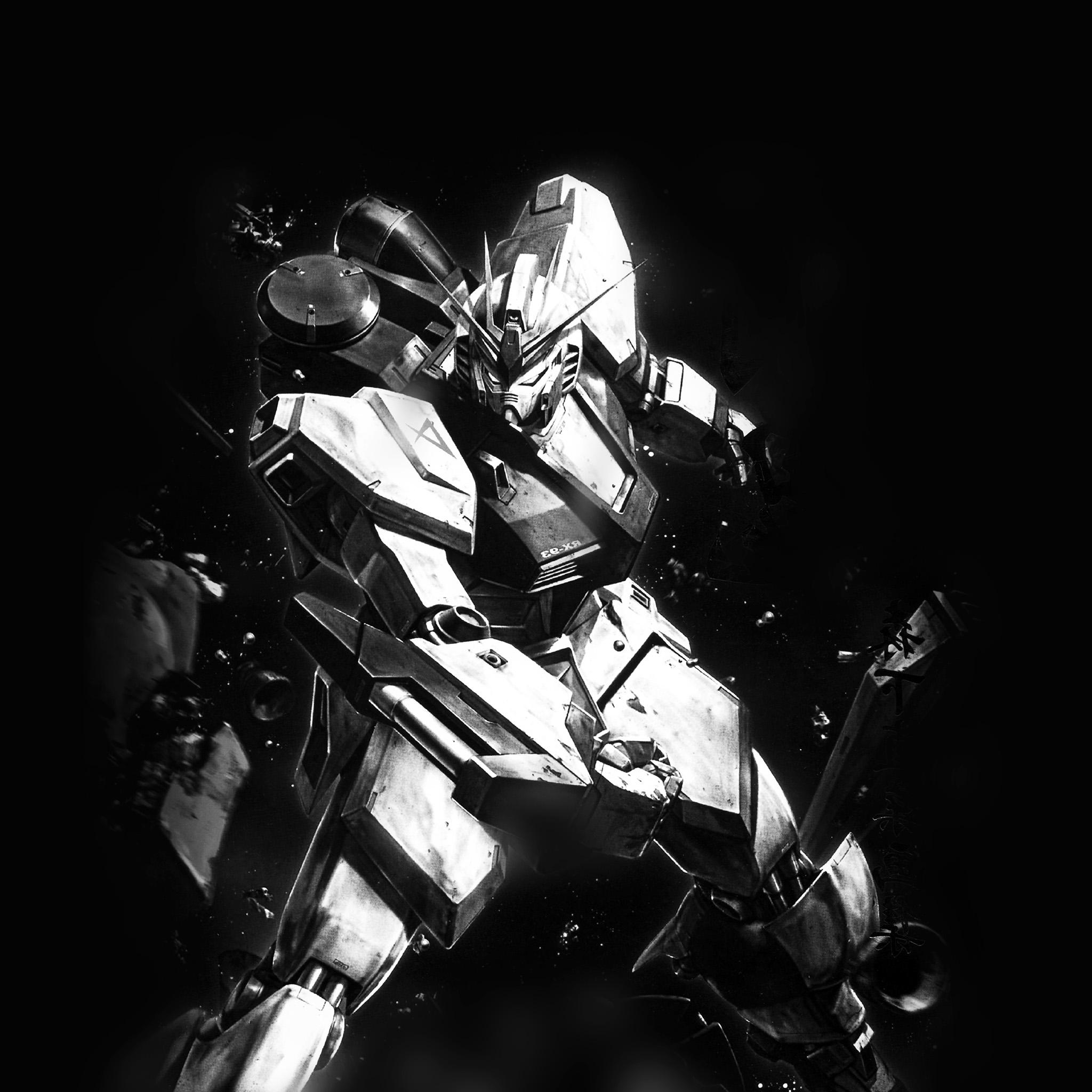 Gundam Iphone Wallpaper: IPad