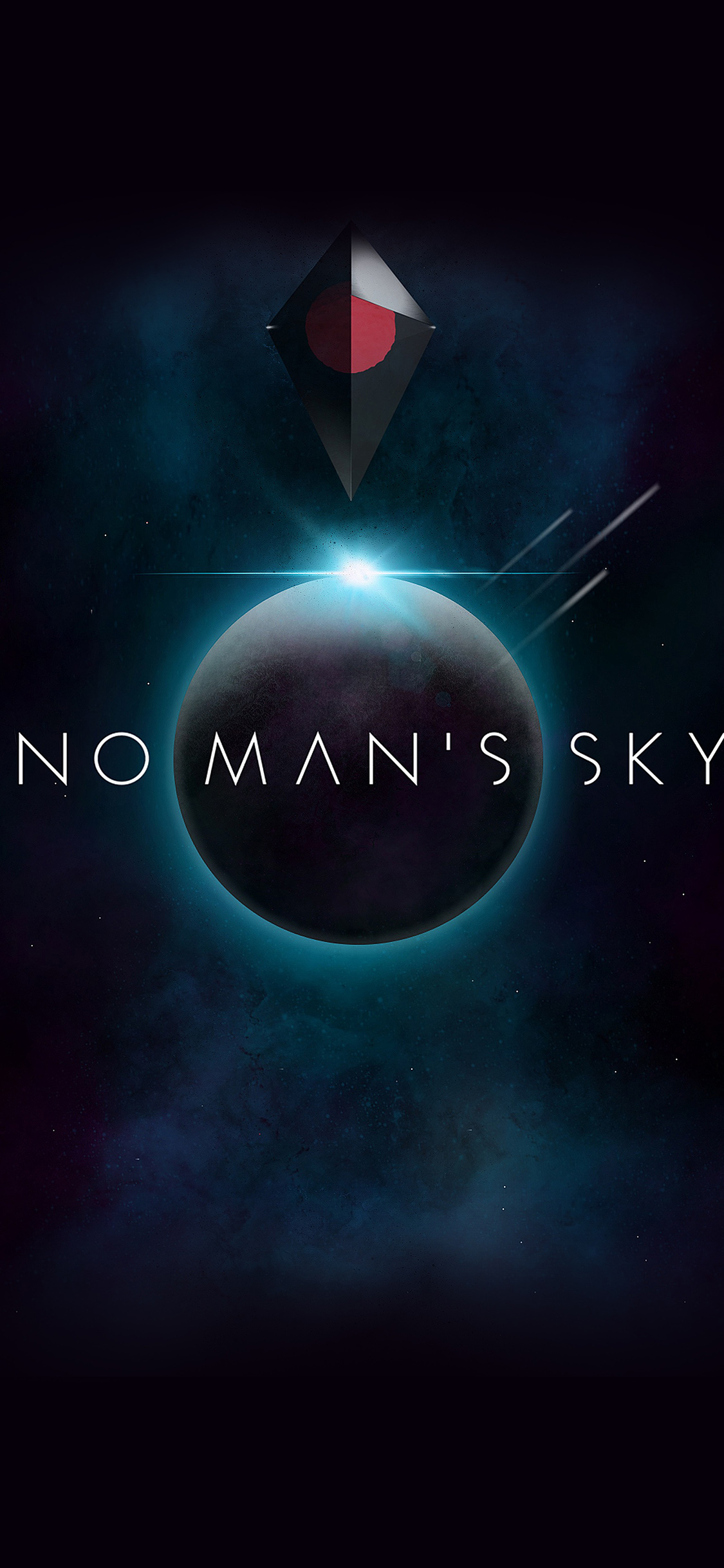 Am76 No Mans Sky Art Space Dark Illust Game Papers Co
