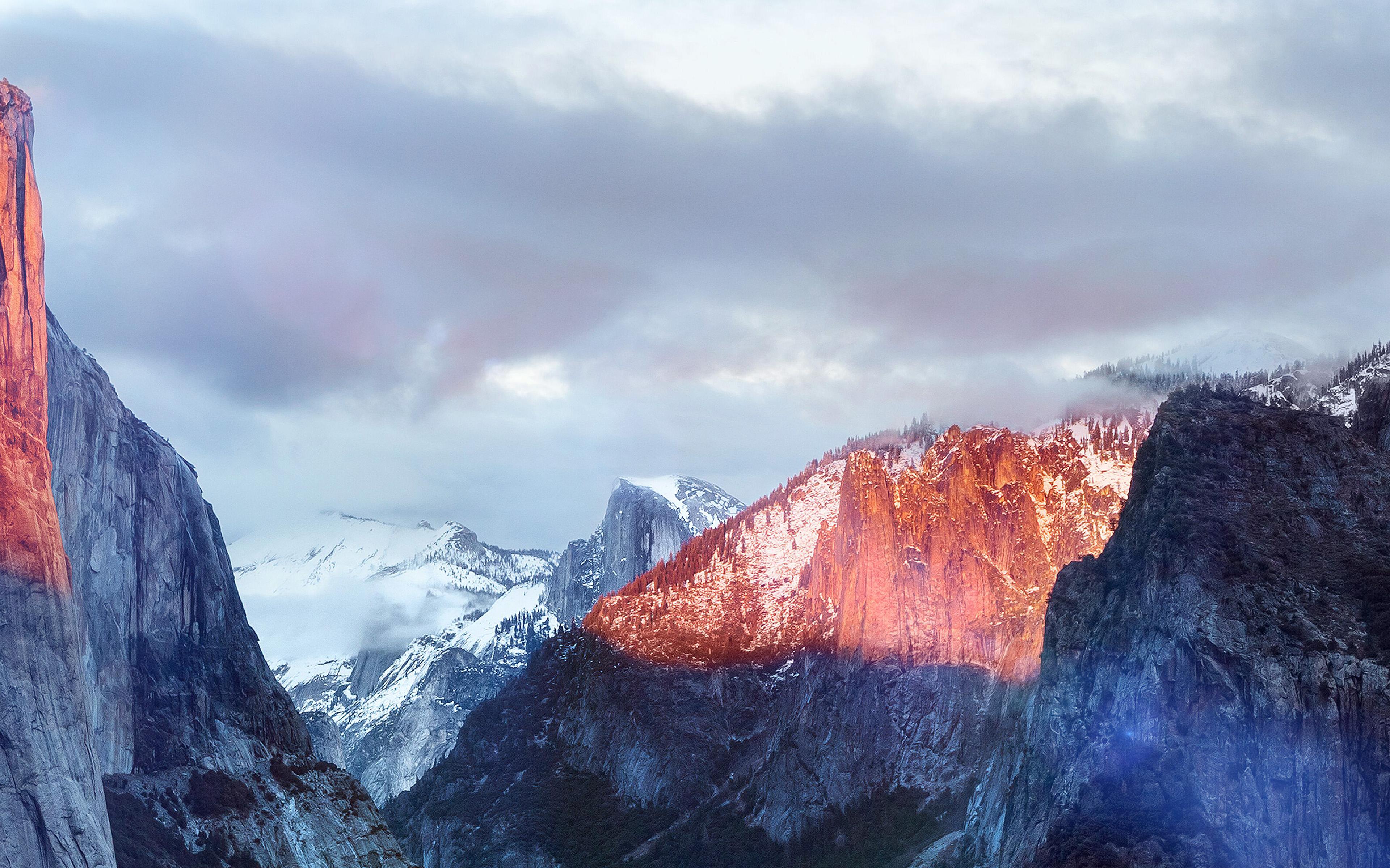 Am88 apple el capitan osx mac mountain wwdc art - El capitan desktop wallpaper ...