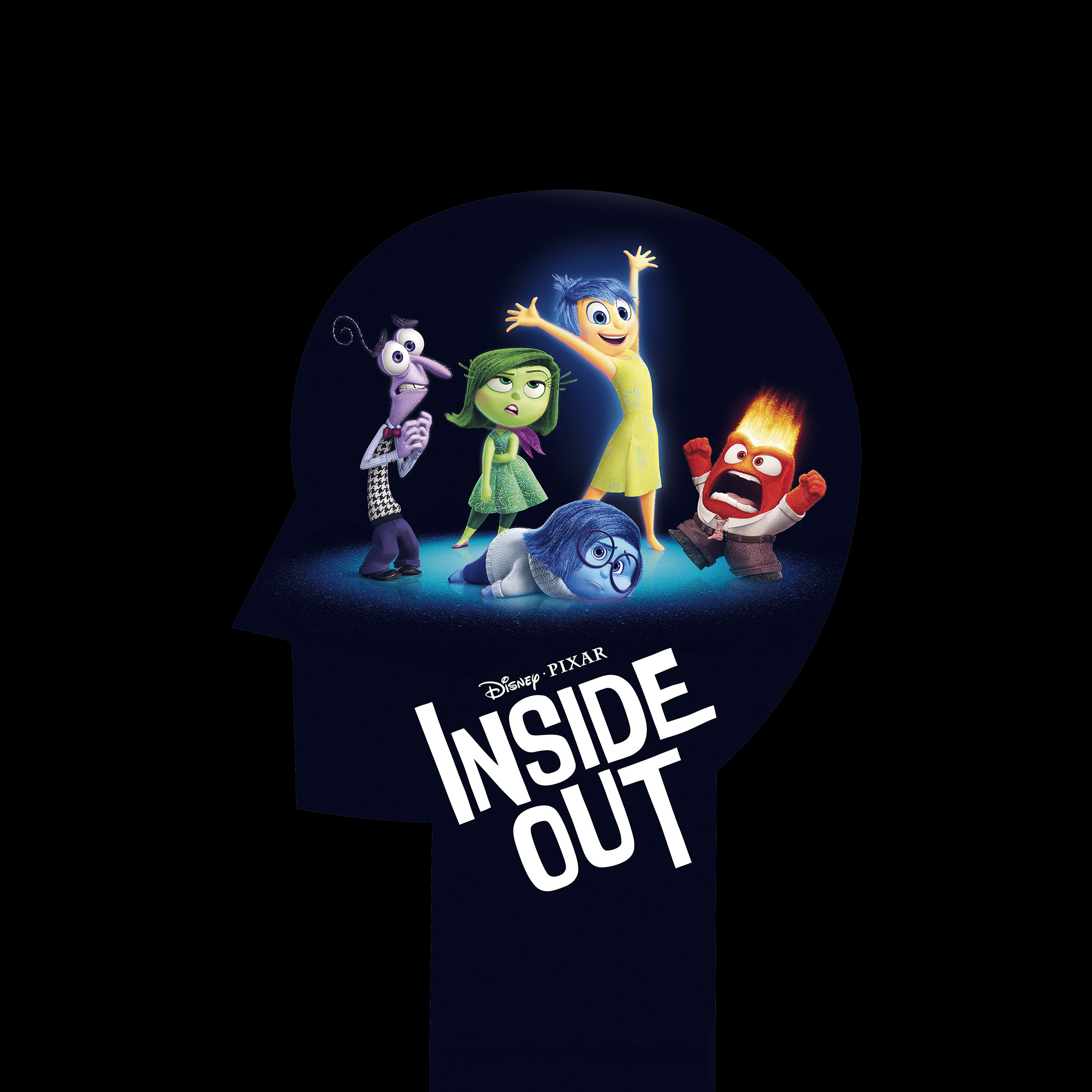 An00 Inside Out Disney Pixar Animation Art Illust Papers