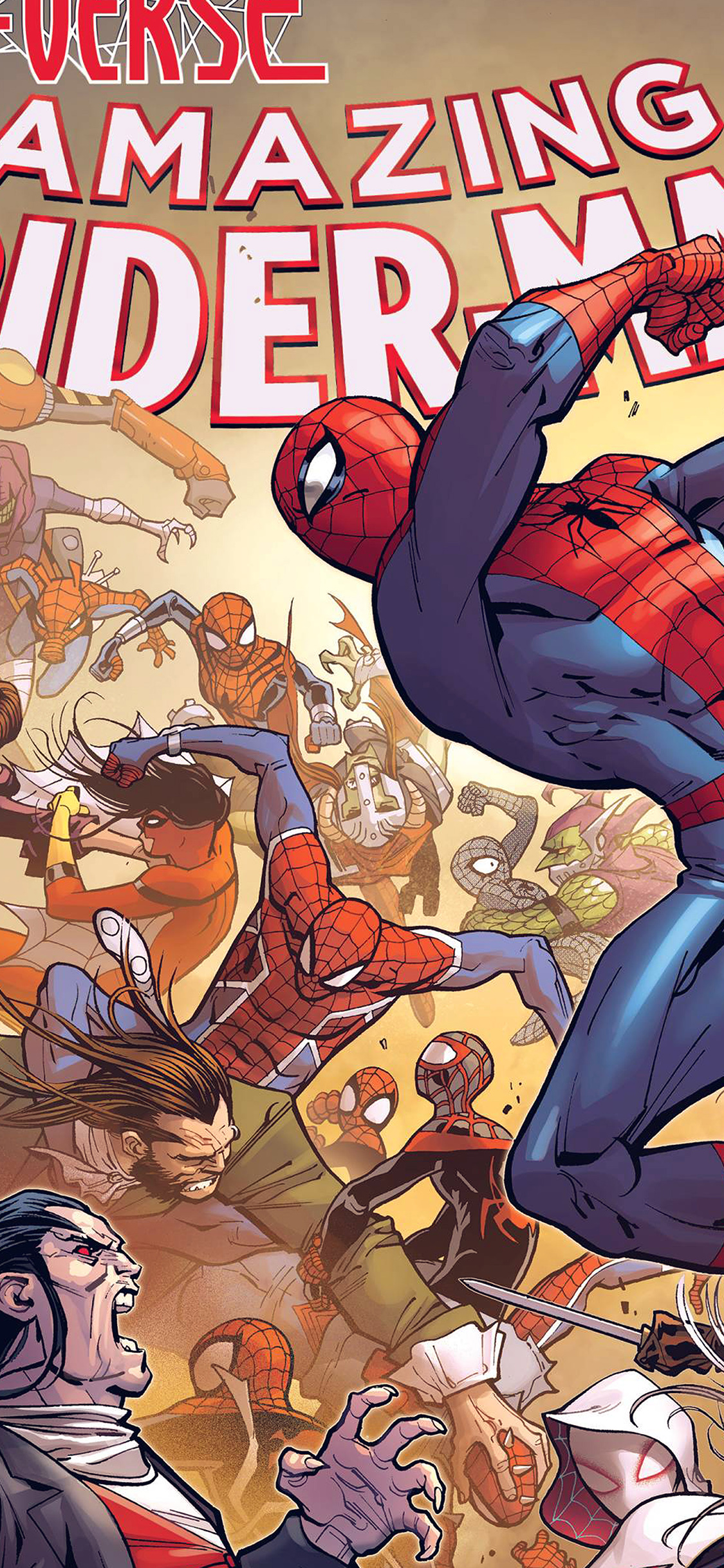 iPhoneXpapers.com-Apple-iPhone-wallpaper-an03-amazing-spiderman-comics-game-film-illust-art-hero