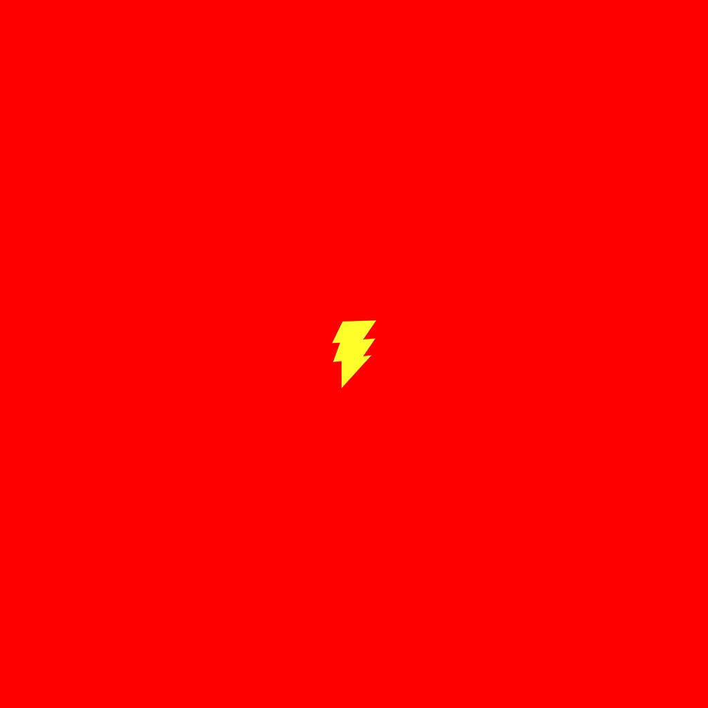 Wallpaper Iphone Superhero: An12-flash-comic-hero-minimal-red-art-logo
