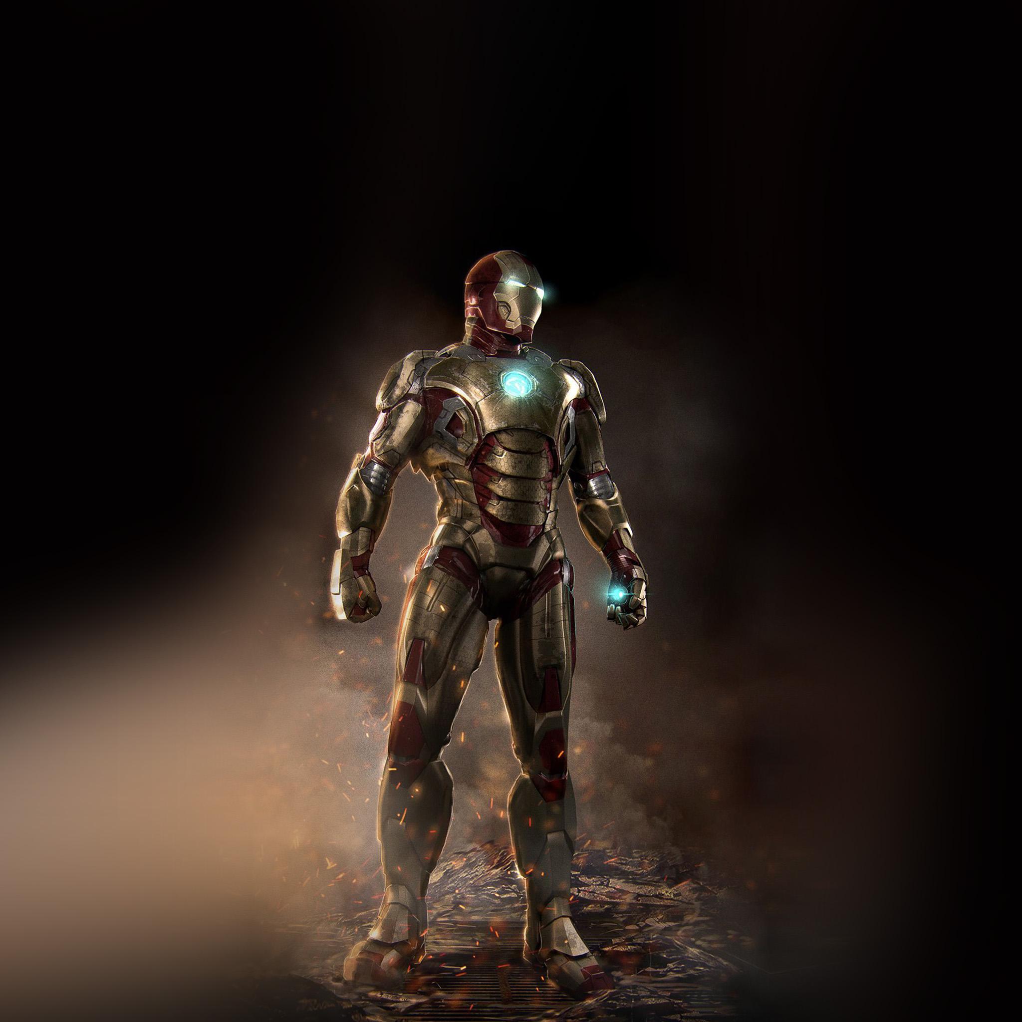 An13-ironman-hero-marvel-art-illust