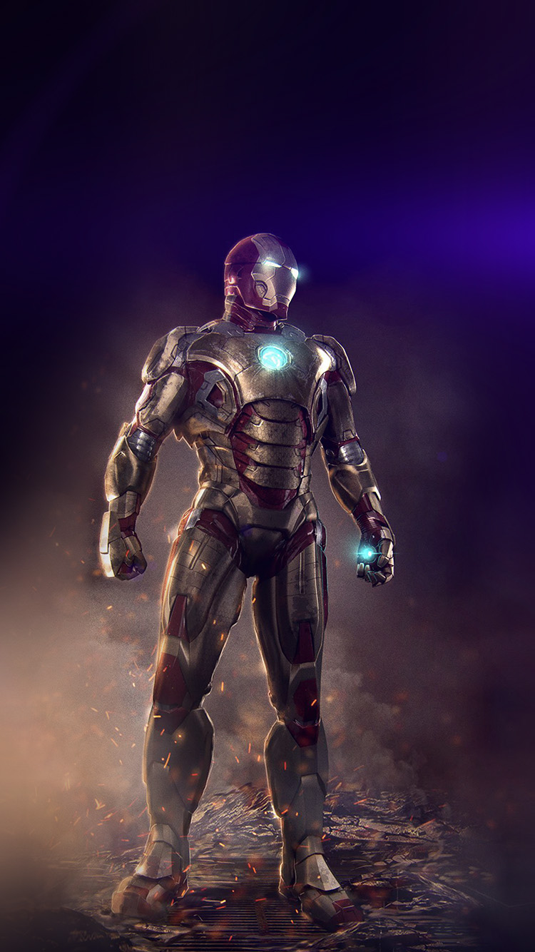 iPhone6papers.co-Apple-iPhone-6-iphone6-plus-wallpaper-an14-ironman-hero-marvel-art-illust-flare